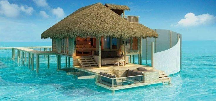 The First Beach House